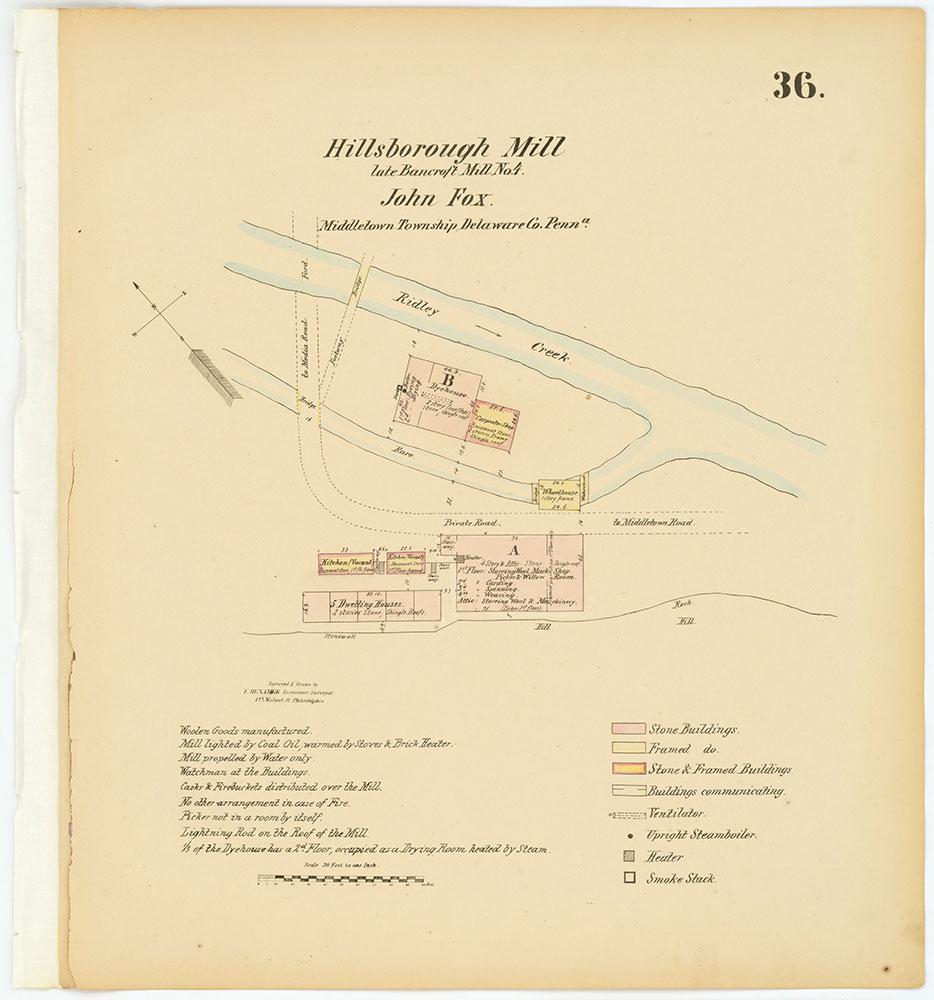 Hexamer General Surveys, Volume 1, Plate 36