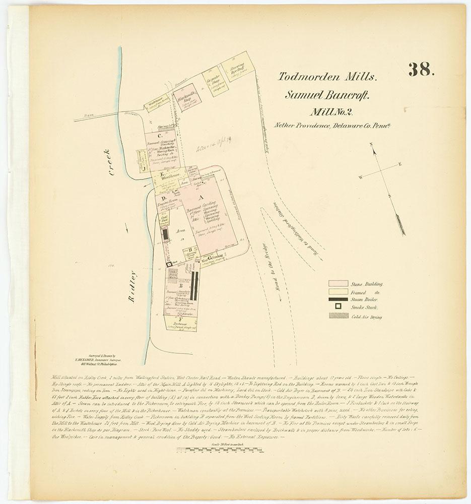 Hexamer General Surveys, Volume 1, Plate 38
