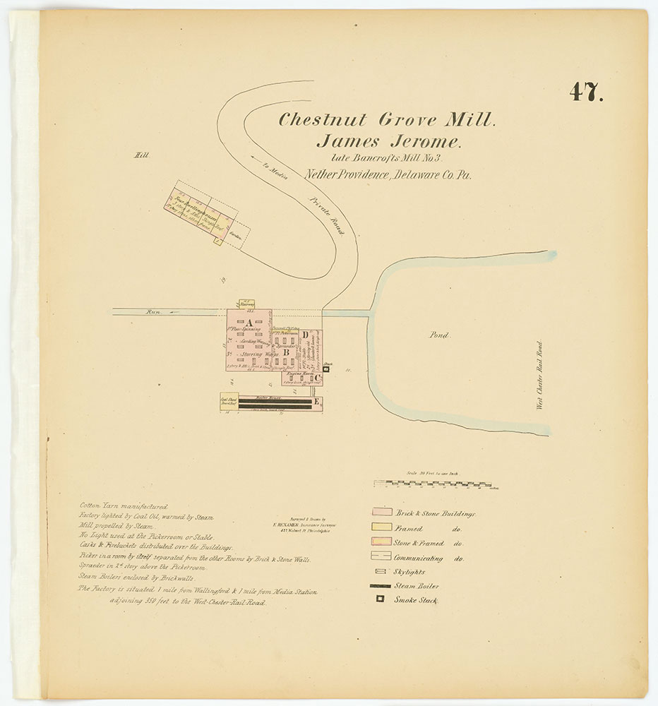 Hexamer General Surveys, Volume 1, Plate 47