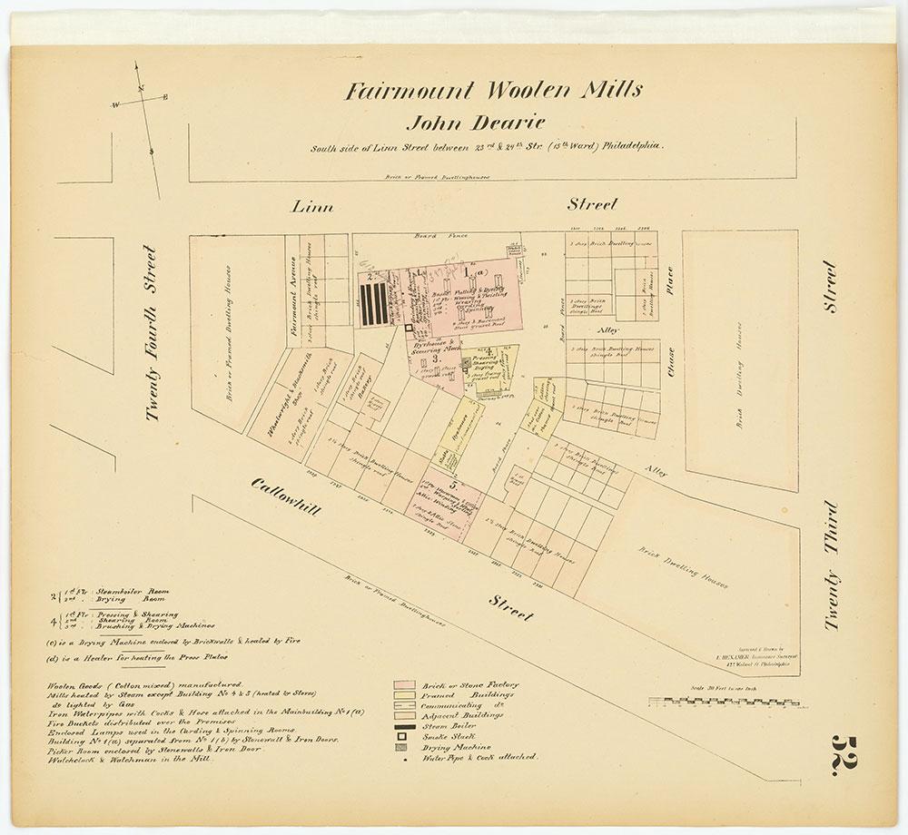 Hexamer General Surveys, Volume 1, Plate 52