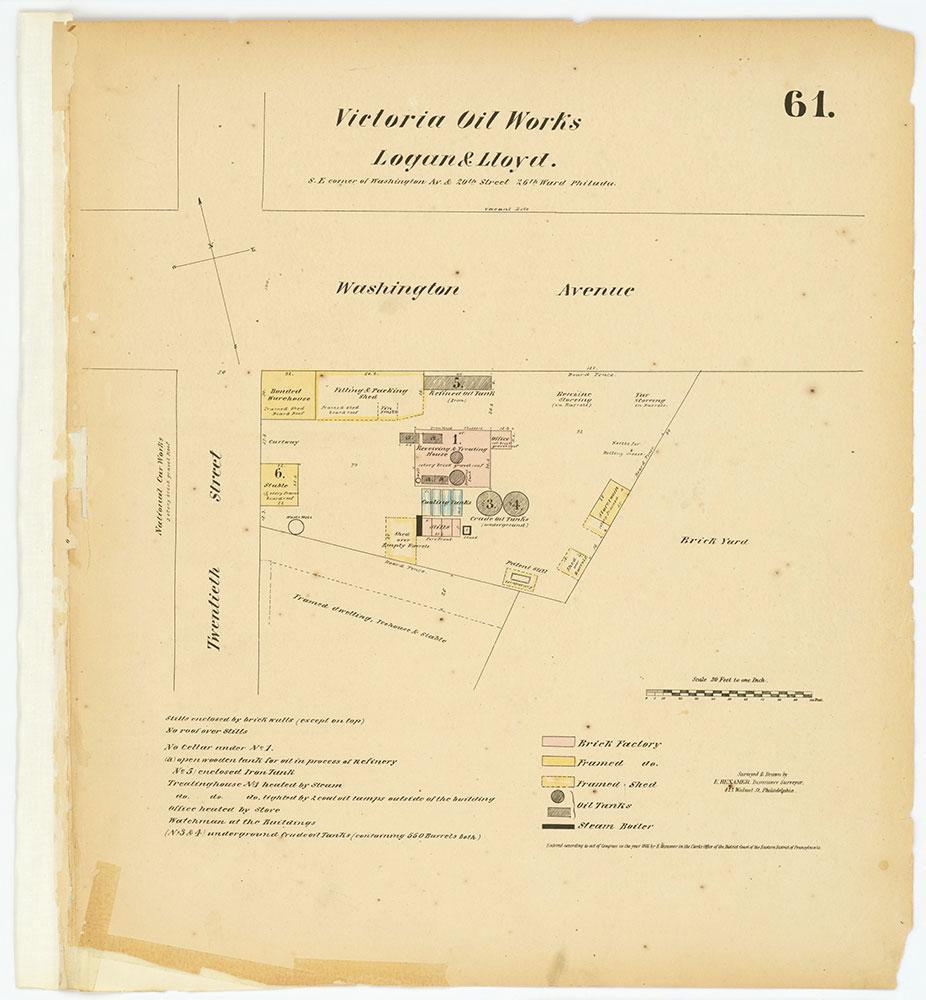 Hexamer General Surveys, Volume 1, Plate 61