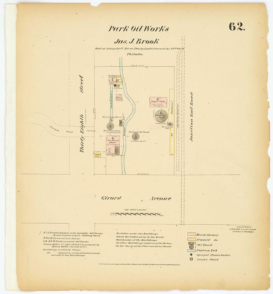 Hexamer General Surveys, Volume 1, Plate 62