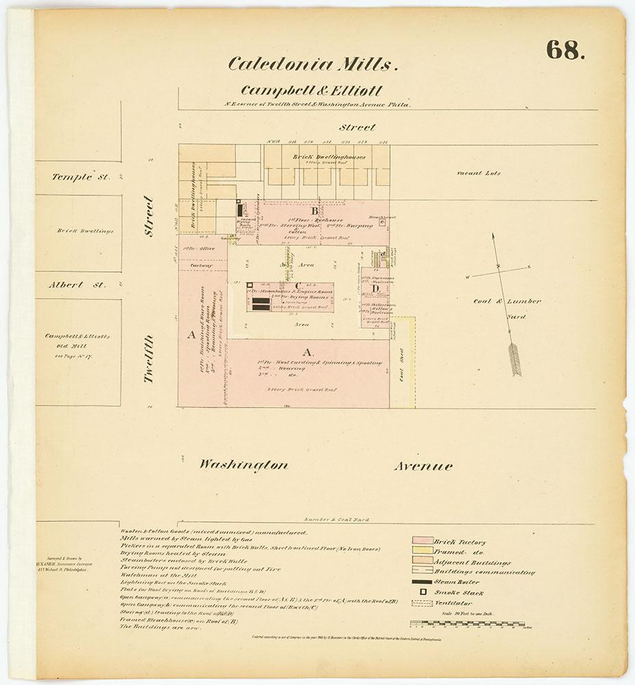 Hexamer General Surveys, Volume 1, Plate 68