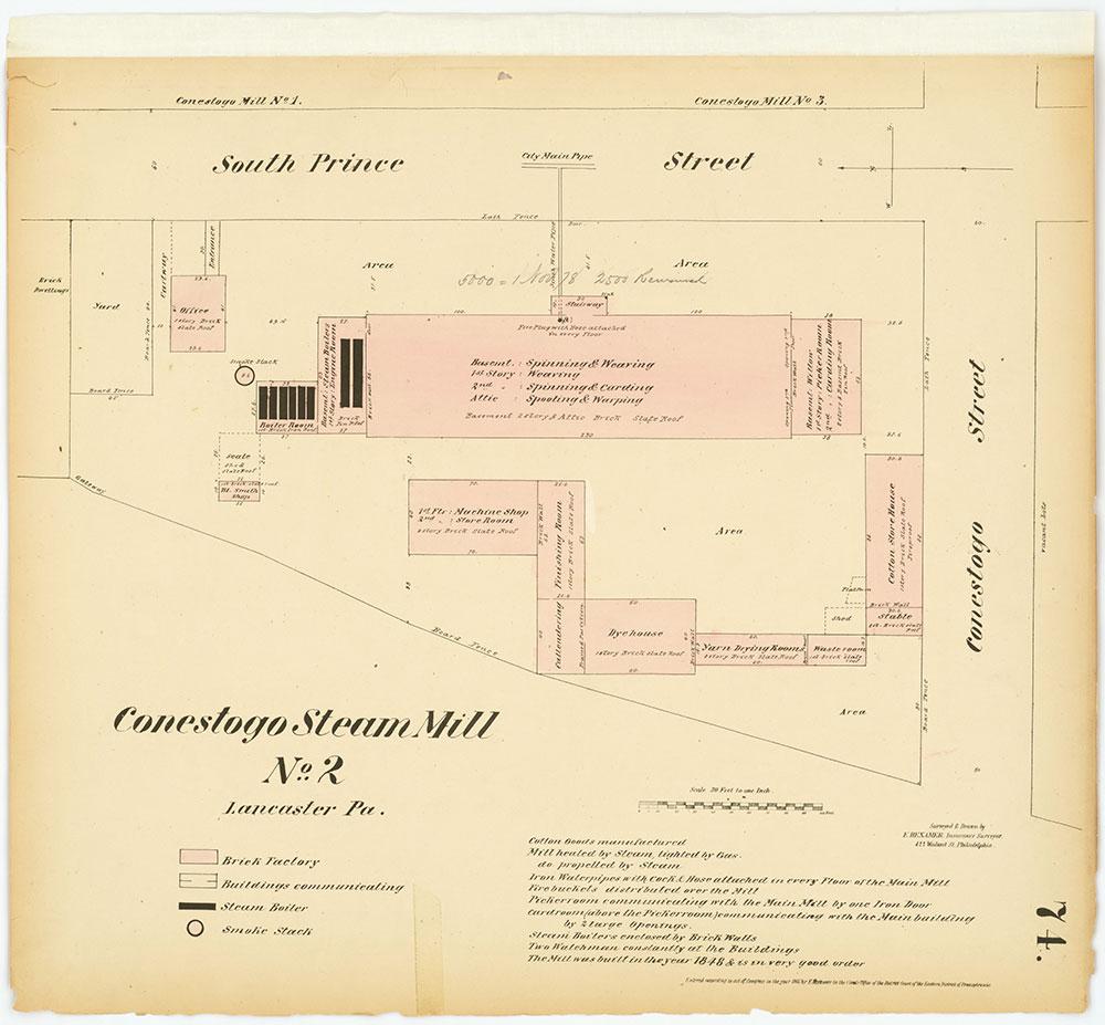 Hexamer General Surveys, Volume 1, Plate 74