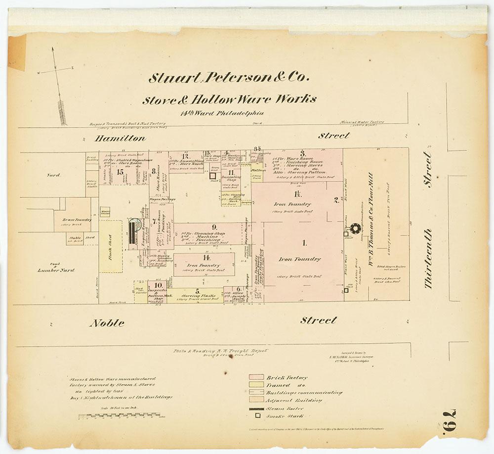 Hexamer General Surveys, Volume 1, Plate 79