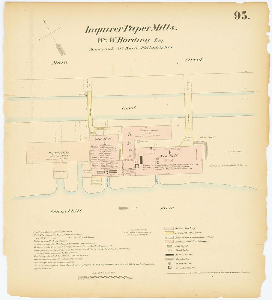 Hexamer General Surveys, Volume 2, Plate 95