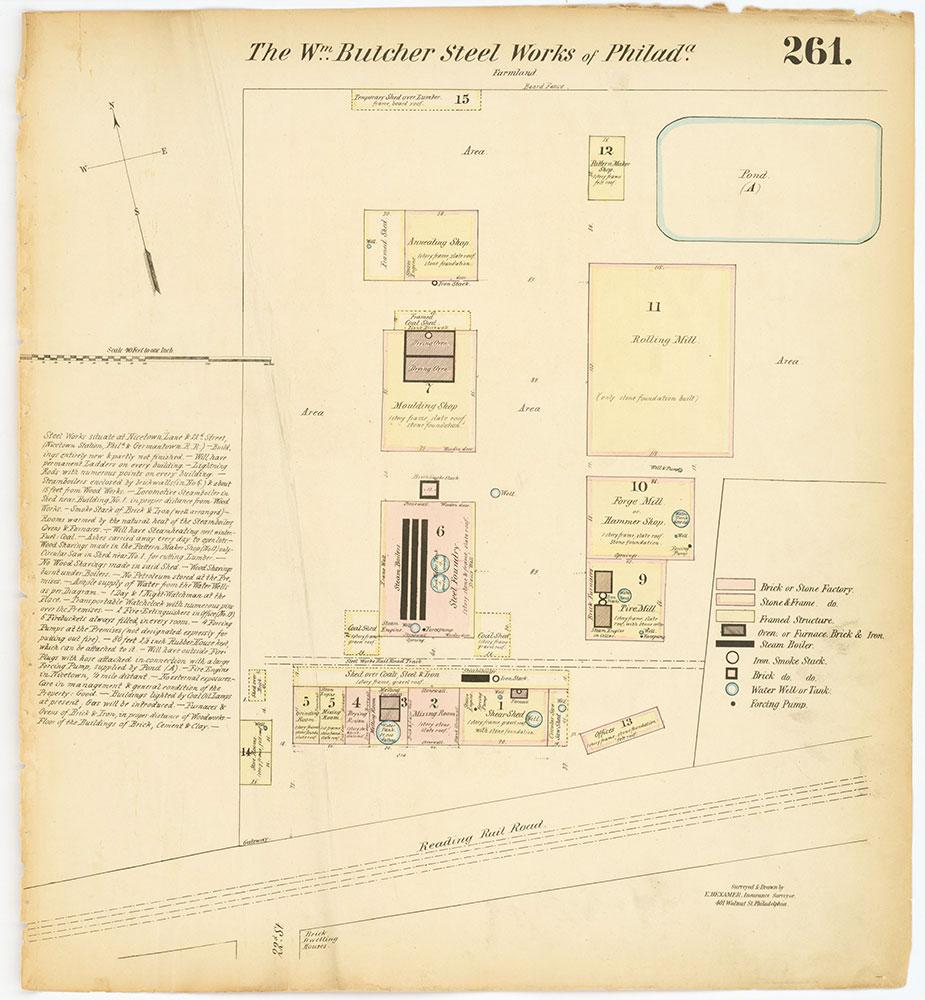 Hexamer General Surveys, Volume 4, Plate 261