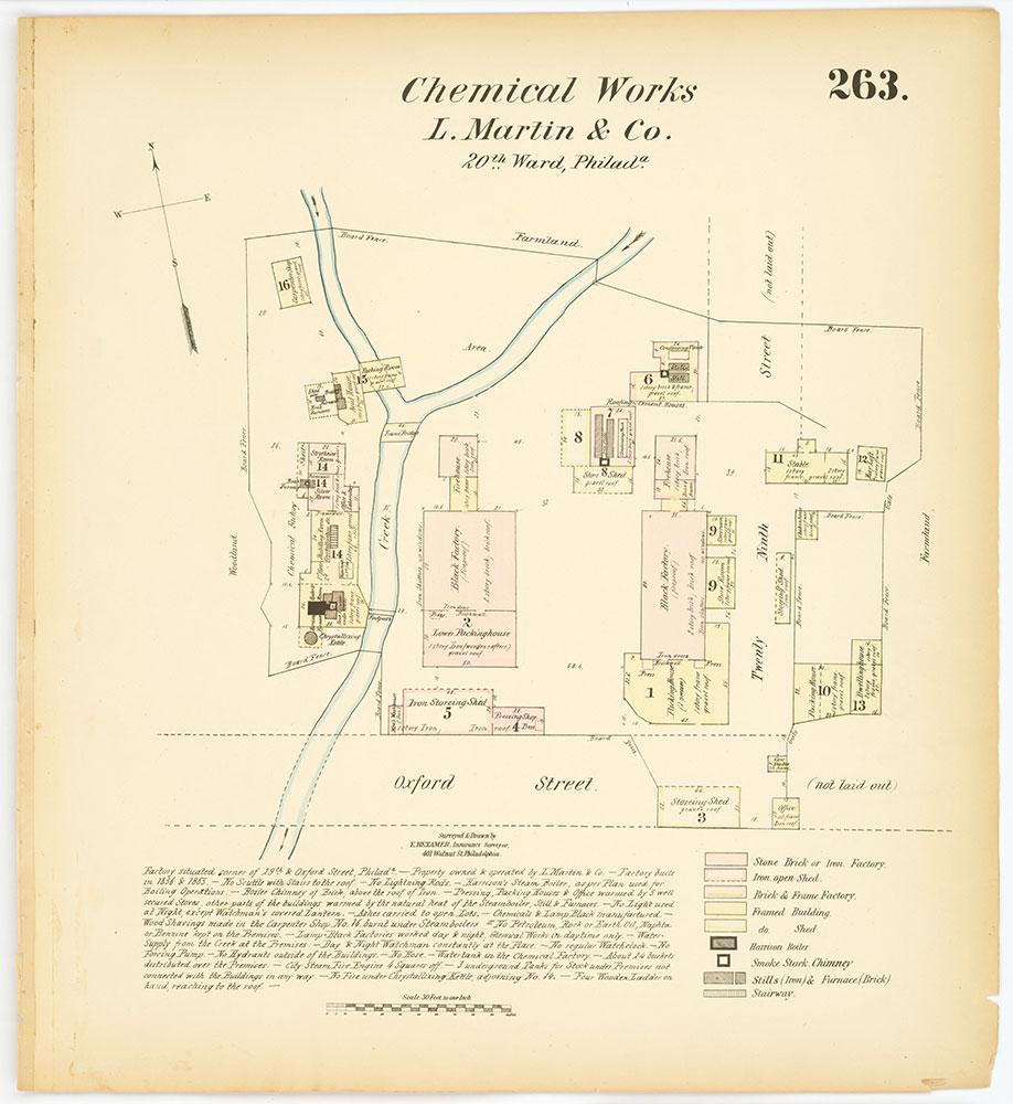 Hexamer General Surveys, Volume 4, Plate 263