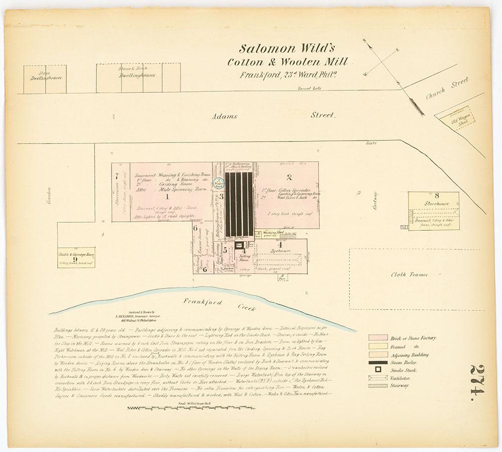 Hexamer General Surveys, Volume 4, Plate 274