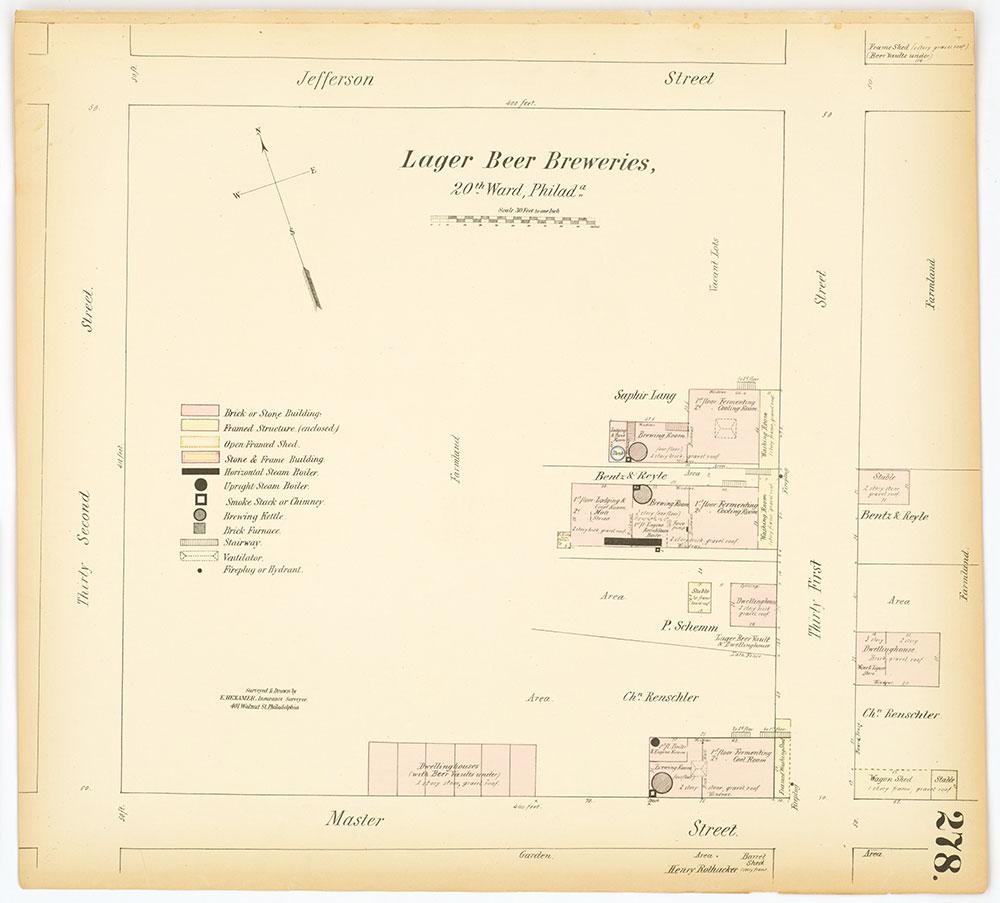 Hexamer General Surveys, Volume 4, Plate 278