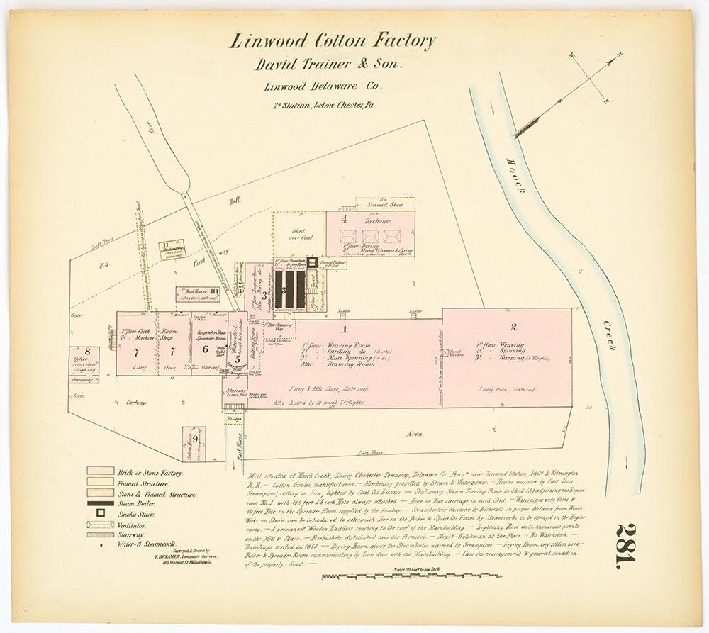 Hexamer General Surveys, Volume 4, Plate 281