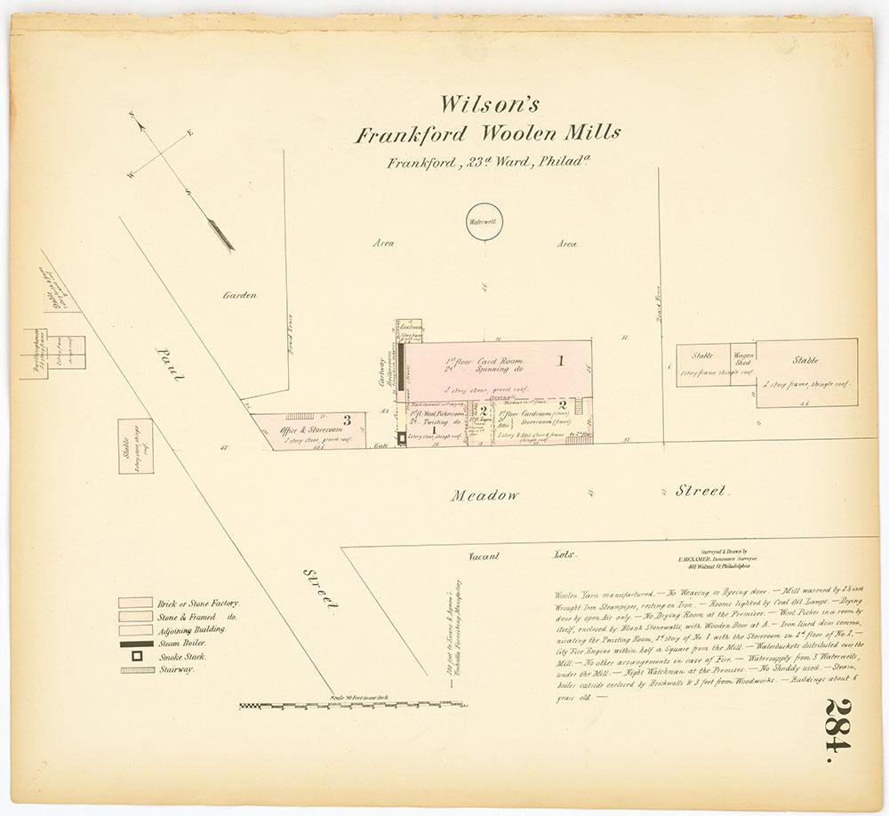Hexamer General Surveys, Volume 4, Plate 284