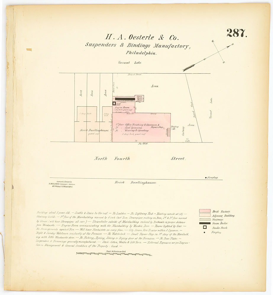 Hexamer General Surveys, Volume 4, Plate 287