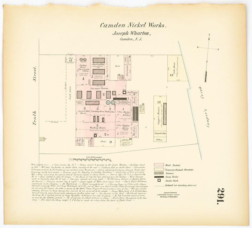 Hexamer General Surveys, Volume 4, Plate 291
