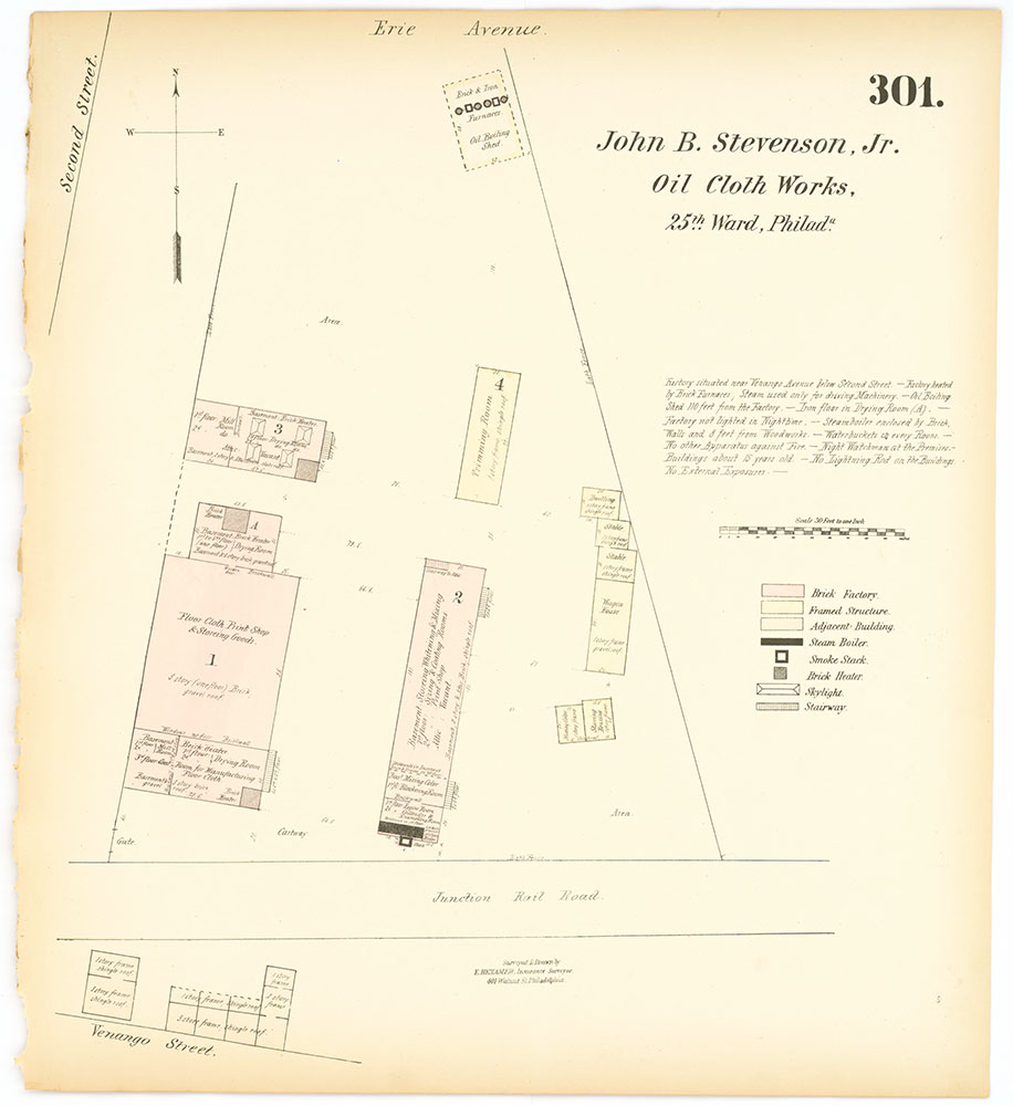 Hexamer General Surveys, Volume 4, Plate 301