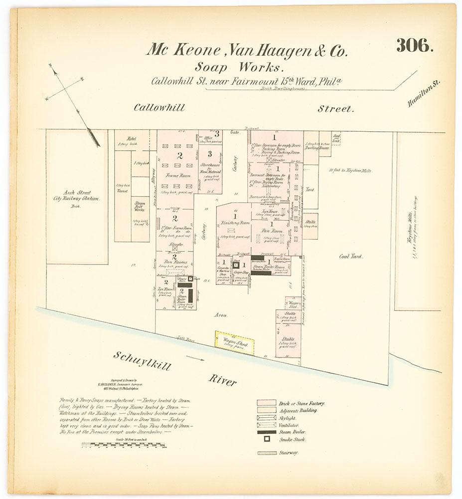 Hexamer General Surveys, Volume 4, Plate 306