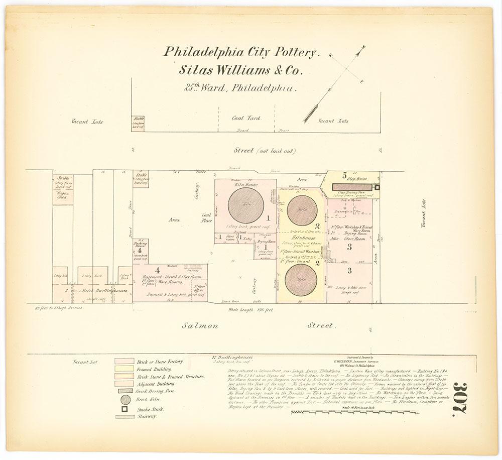 Hexamer General Surveys, Volume 4, Plate 307