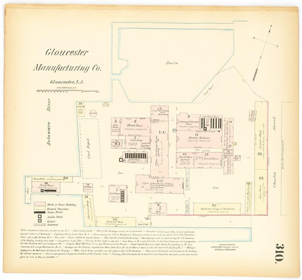 Hexamer General Surveys, Volume 4, Plate 310