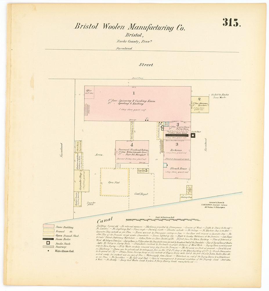 Hexamer General Surveys, Volume 4, Plate 315