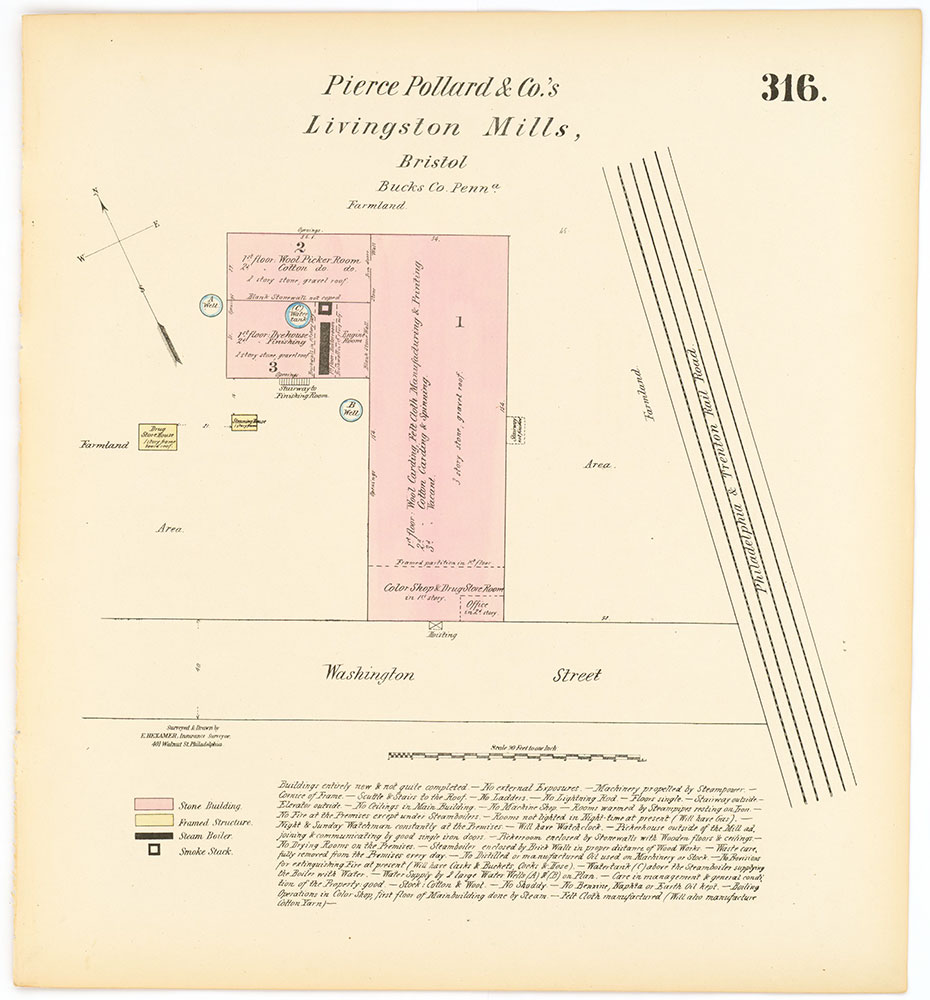 Hexamer General Surveys, Volume 4, Plate 316