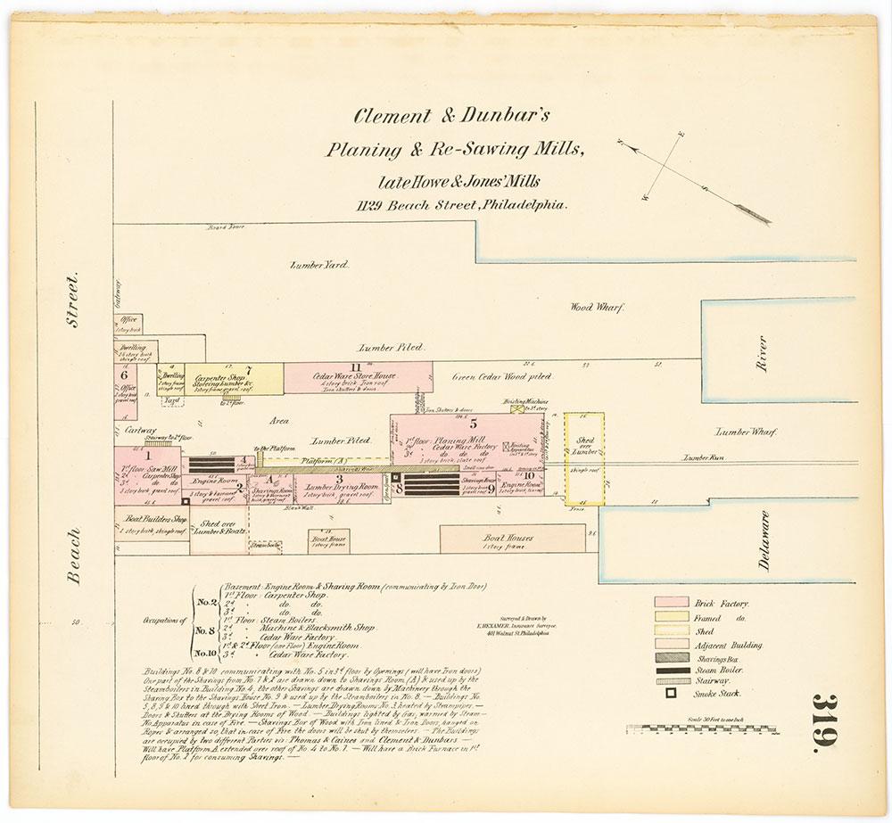 Hexamer General Surveys, Volume 4, Plate 319