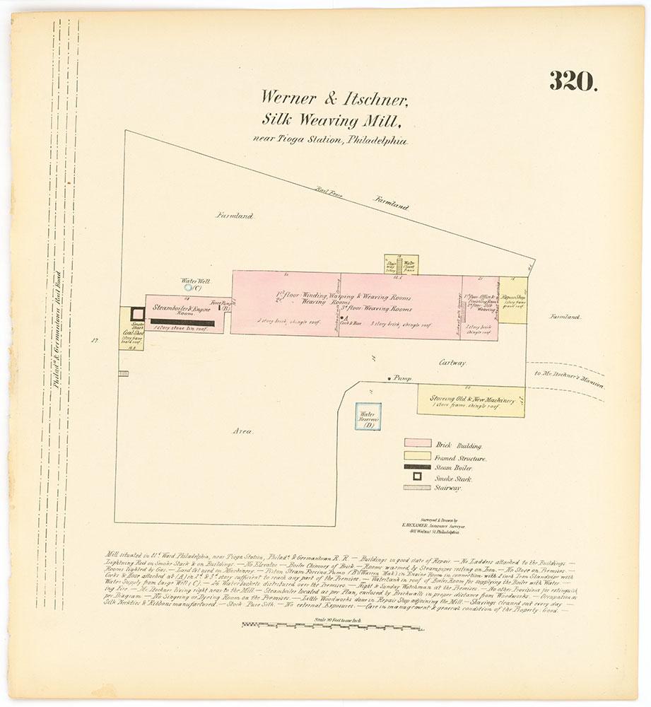 Hexamer General Surveys, Volume 4, Plate 320