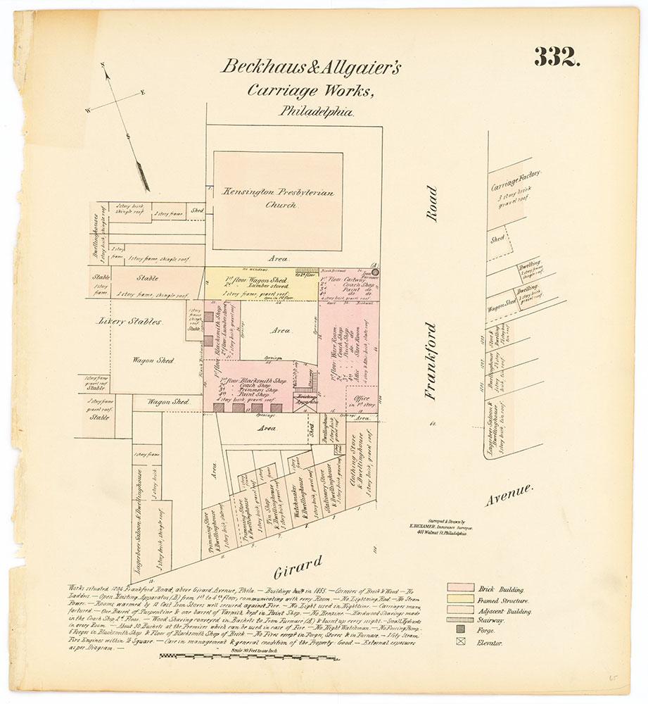 Hexamer General Surveys, Volume 4, Plate 332