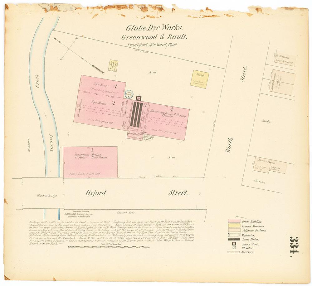 Hexamer General Surveys, Volume 4, Plate 334