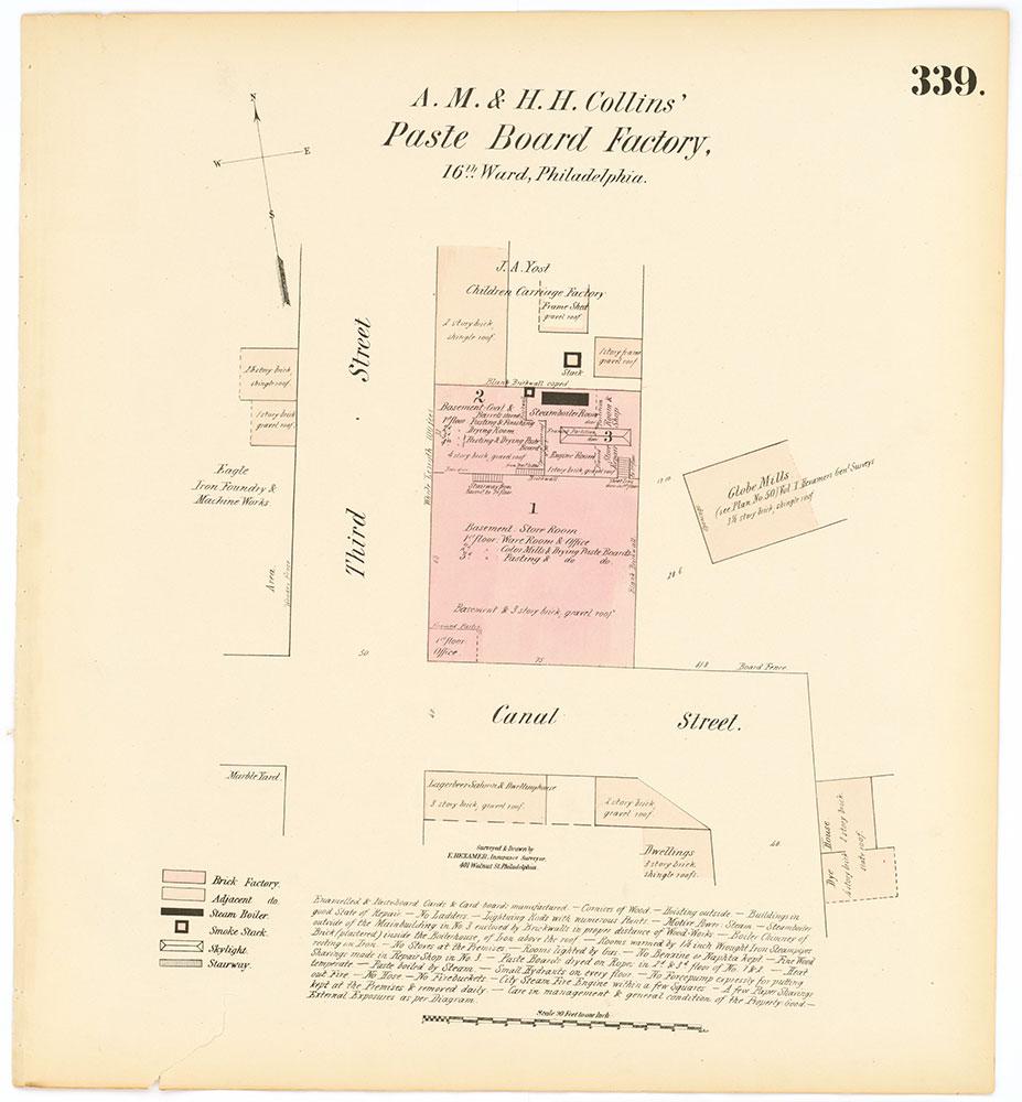 Hexamer General Surveys, Volume 4, Plate 339