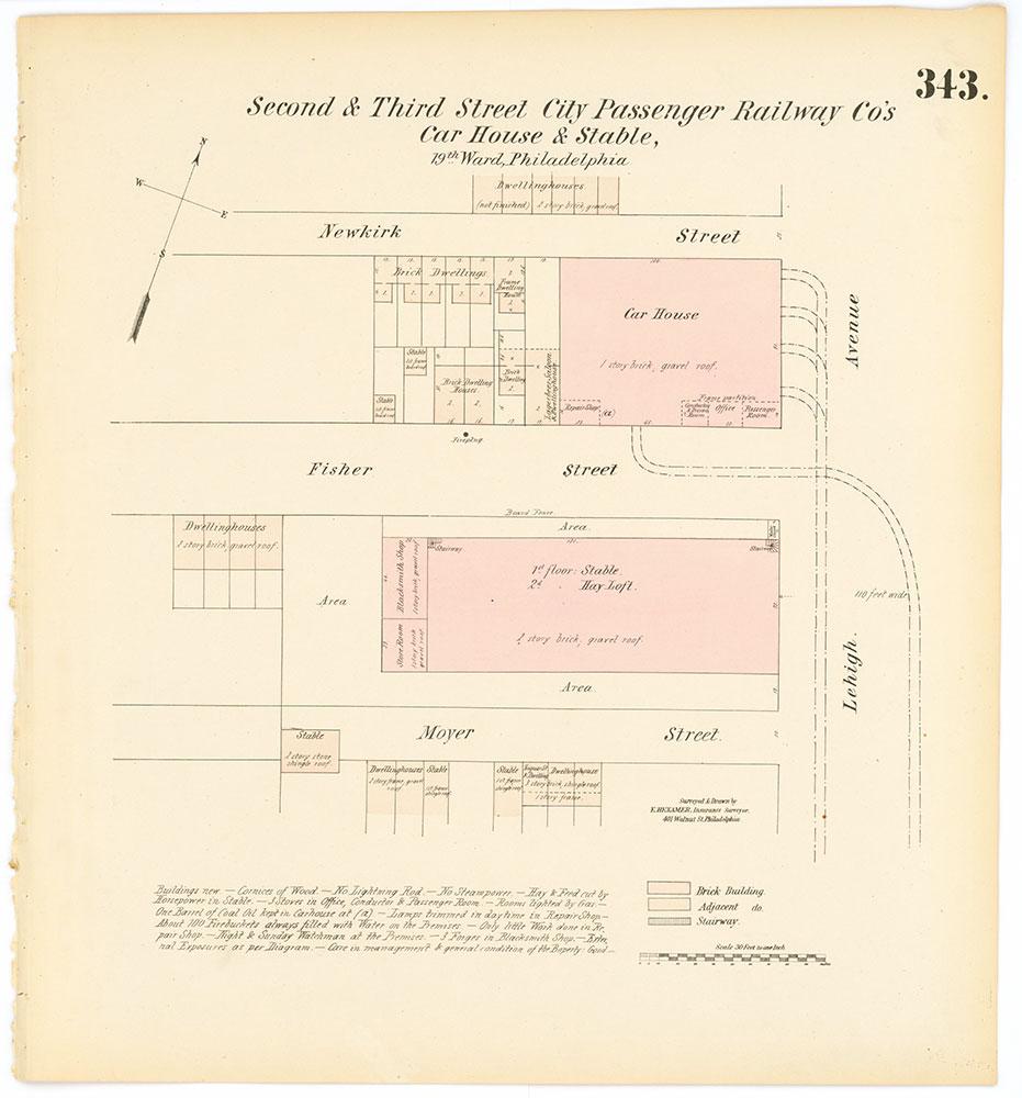 Hexamer General Surveys, Volume 4, Plate 343