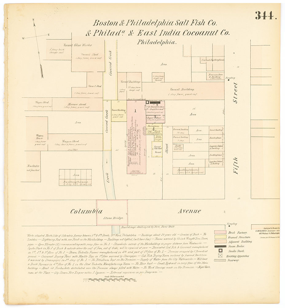 Hexamer General Surveys, Volume 4, Plate 344