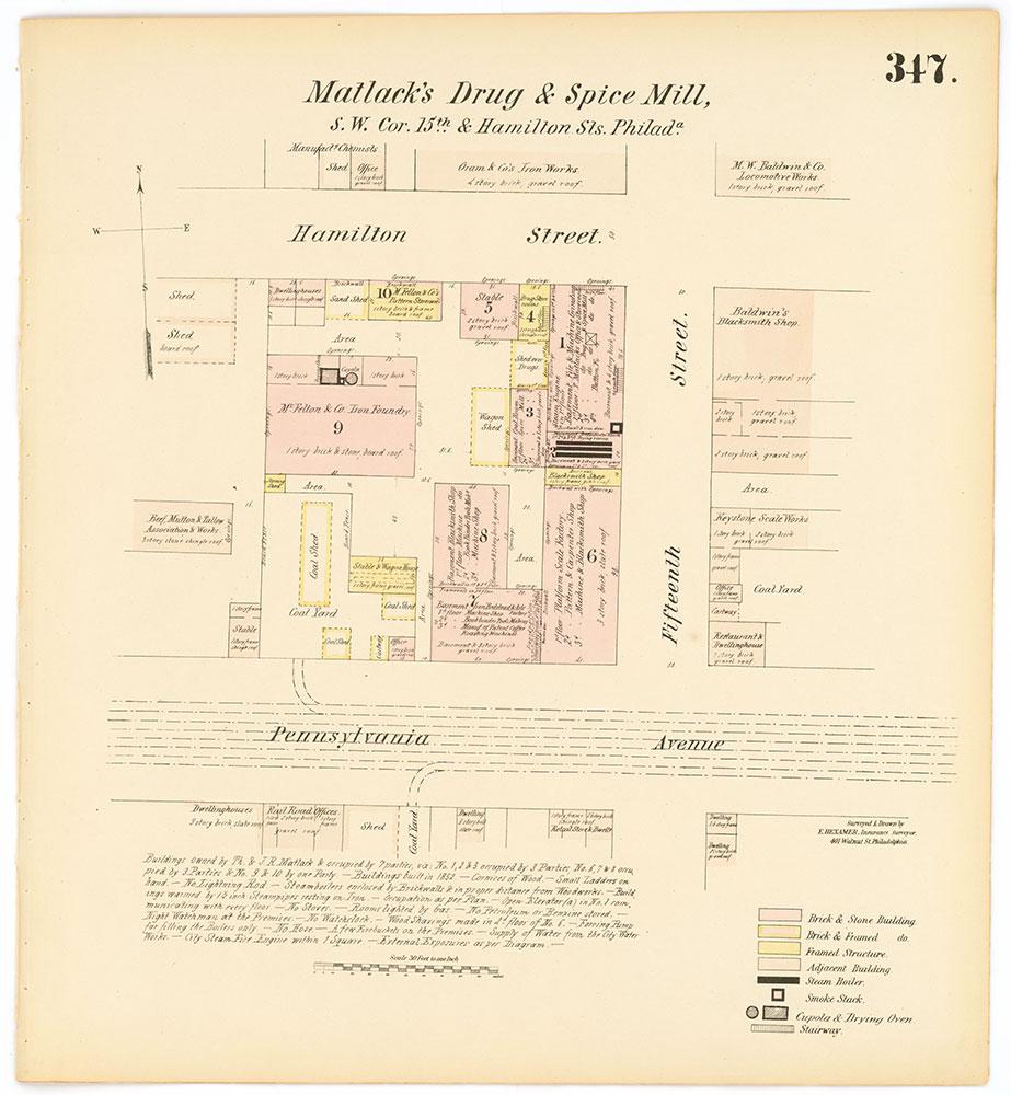 Hexamer General Surveys, Volume 4, Plate 347