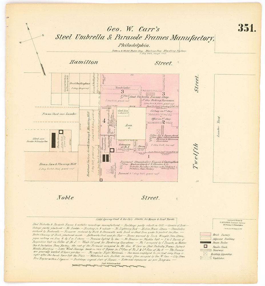Hexamer General Surveys, Volume 4, Plate 351
