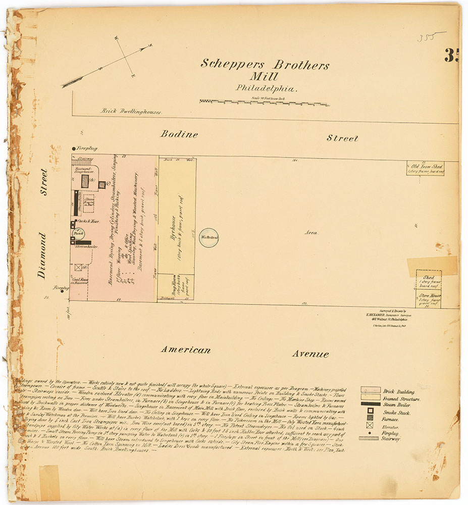 Hexamer General Surveys, Volume 4, Plate 355