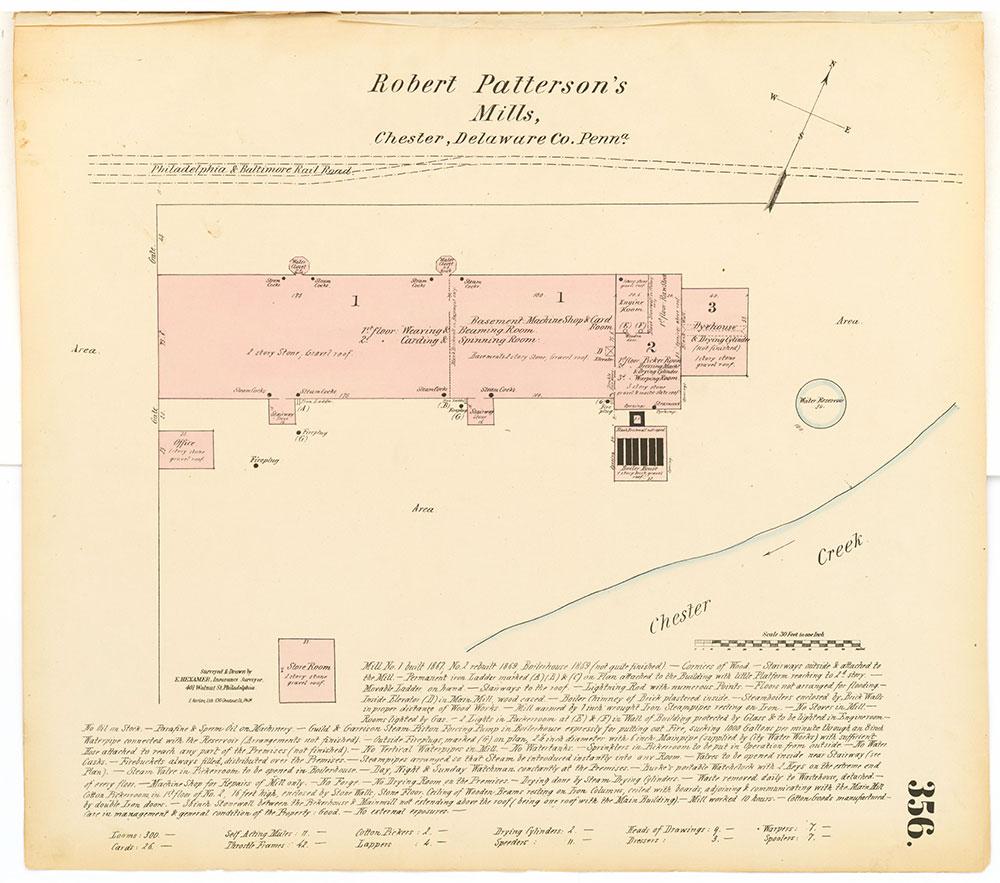 Hexamer General Surveys, Volume 4, Plate 356