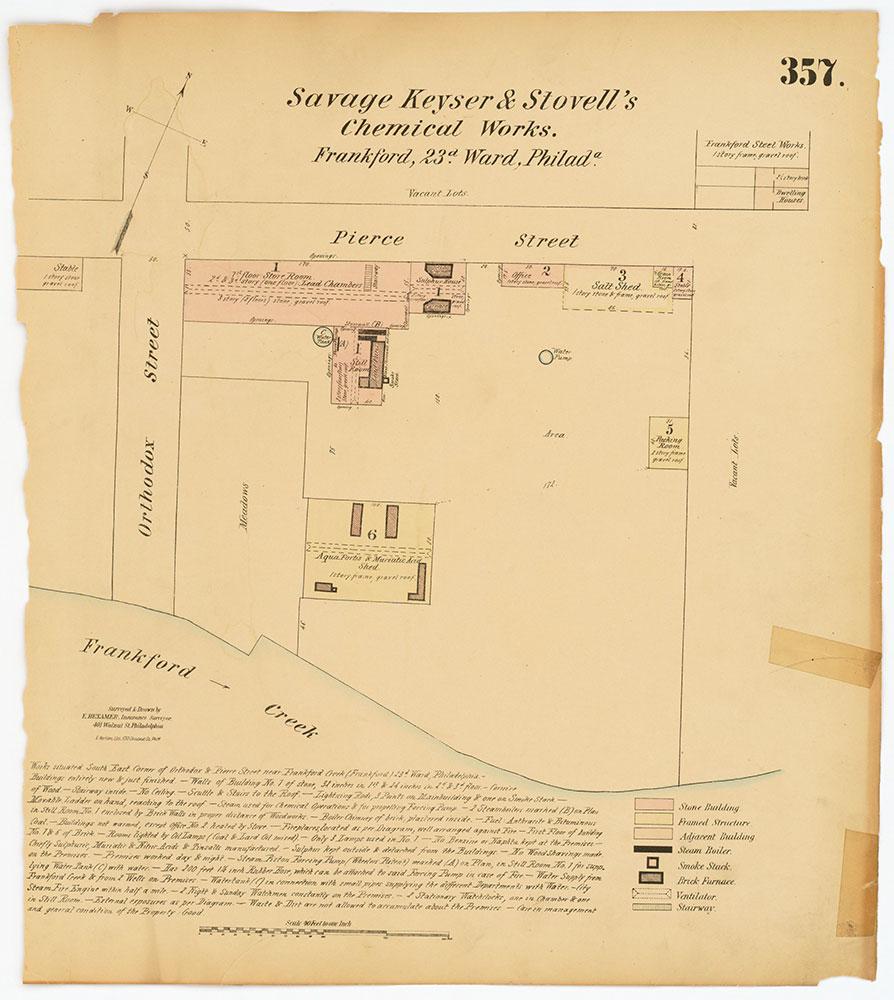 Hexamer General Surveys, Volume 5, Plate 357