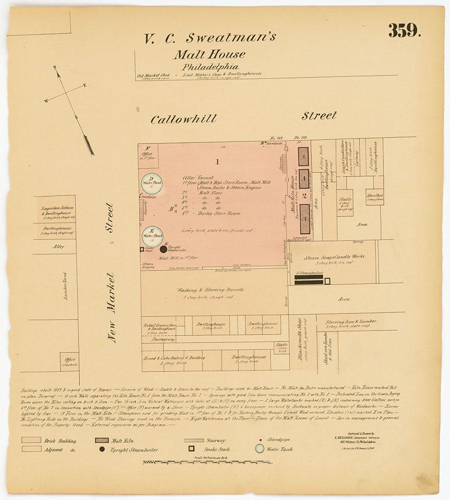 Hexamer General Surveys, Volume 5, Plate 359