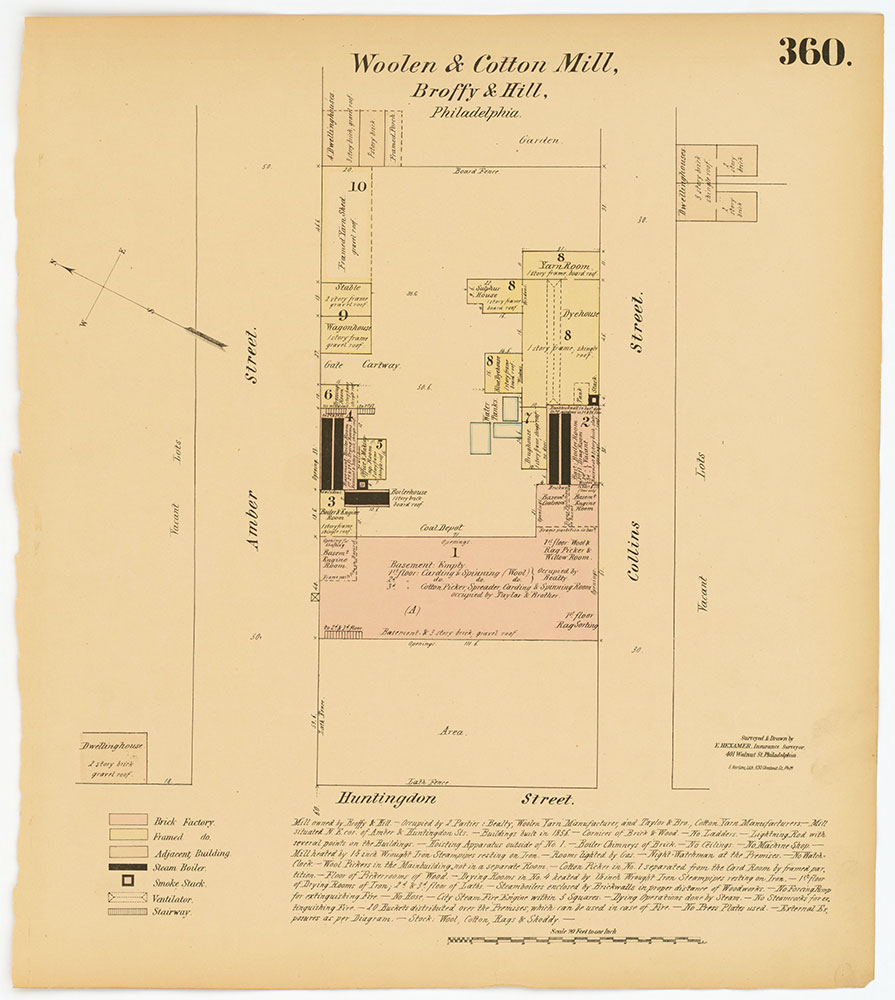Hexamer General Surveys, Volume 5, Plate 360