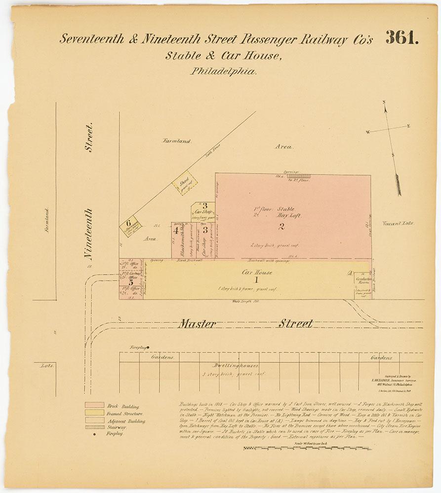 Hexamer General Surveys, Volume 5, Plate 361