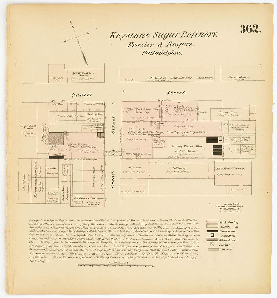Hexamer General Surveys, Volume 5, Plate 362