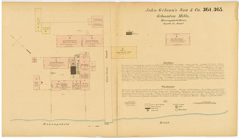Hexamer General Surveys, Volume 5, Plates 364-365