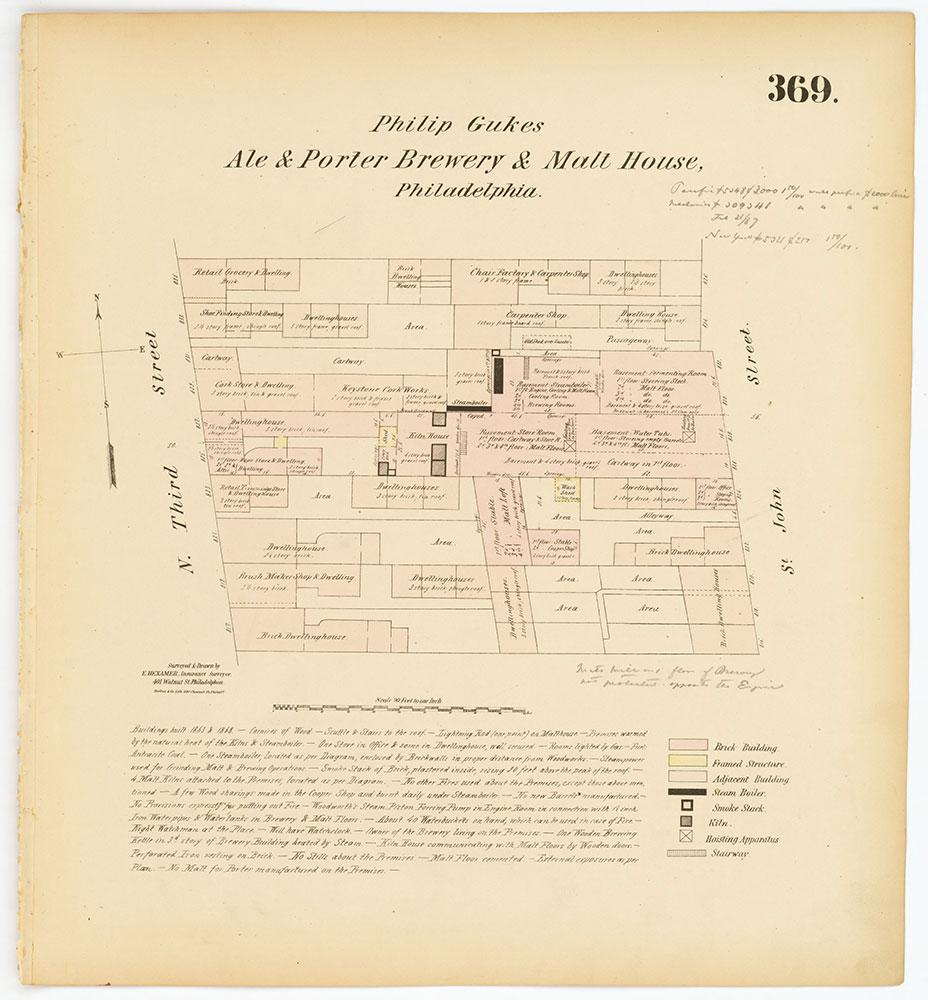 Hexamer General Surveys, Volume 5, Plate 369