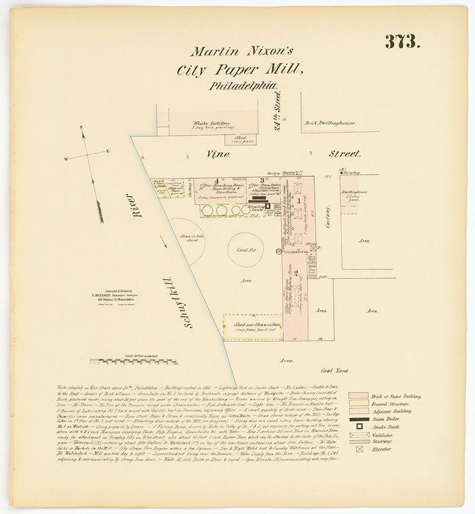 Hexamer General Surveys, Volume 5, Plate 373