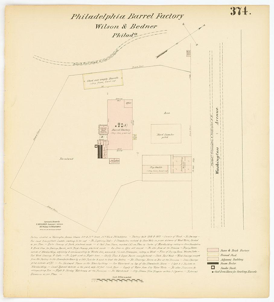Hexamer General Surveys, Volume 5, Plate 374