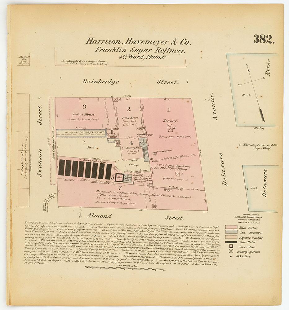 Hexamer General Surveys, Volume 5, Plate 382