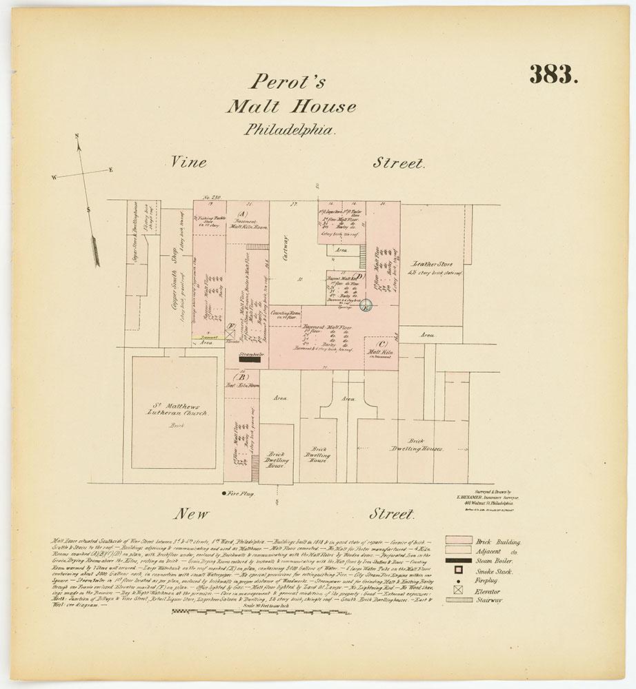 Hexamer General Surveys, Volume 5, Plate 383