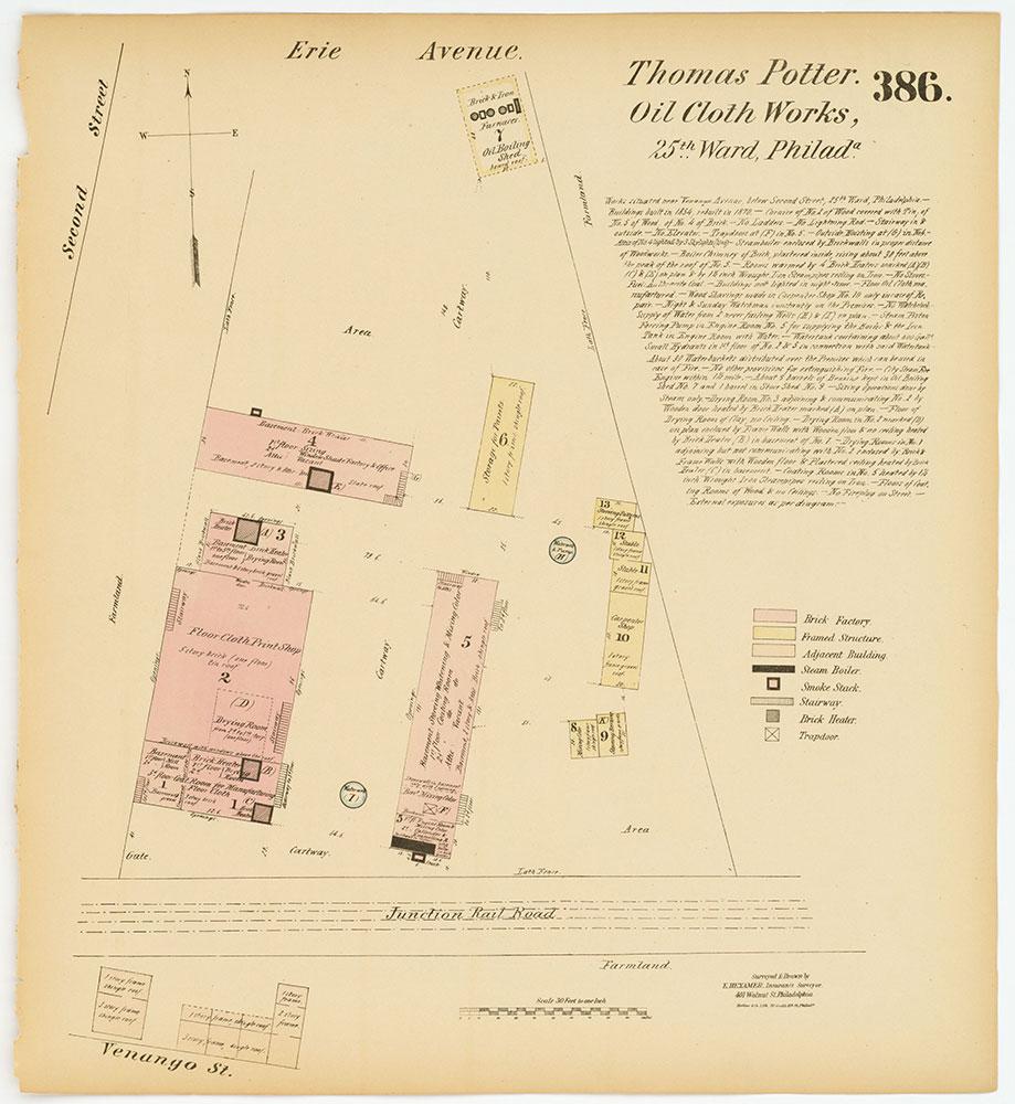 Hexamer General Surveys, Volume 5, Plate 386