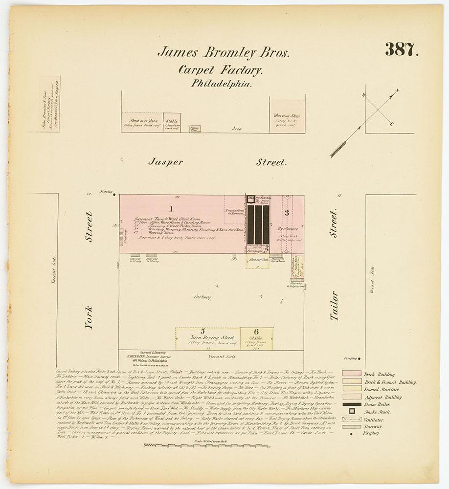 Hexamer General Surveys, Volume 5, Plate 387
