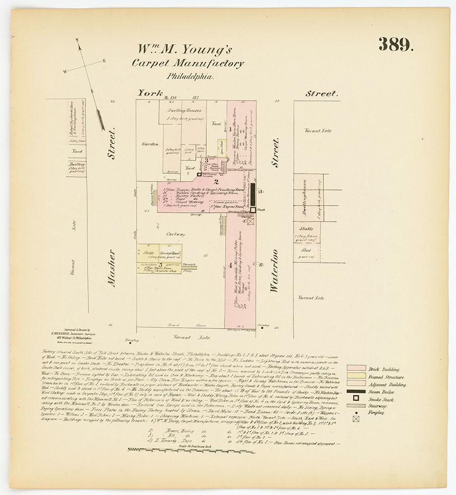 Hexamer General Surveys, Volume 5, Plate 389