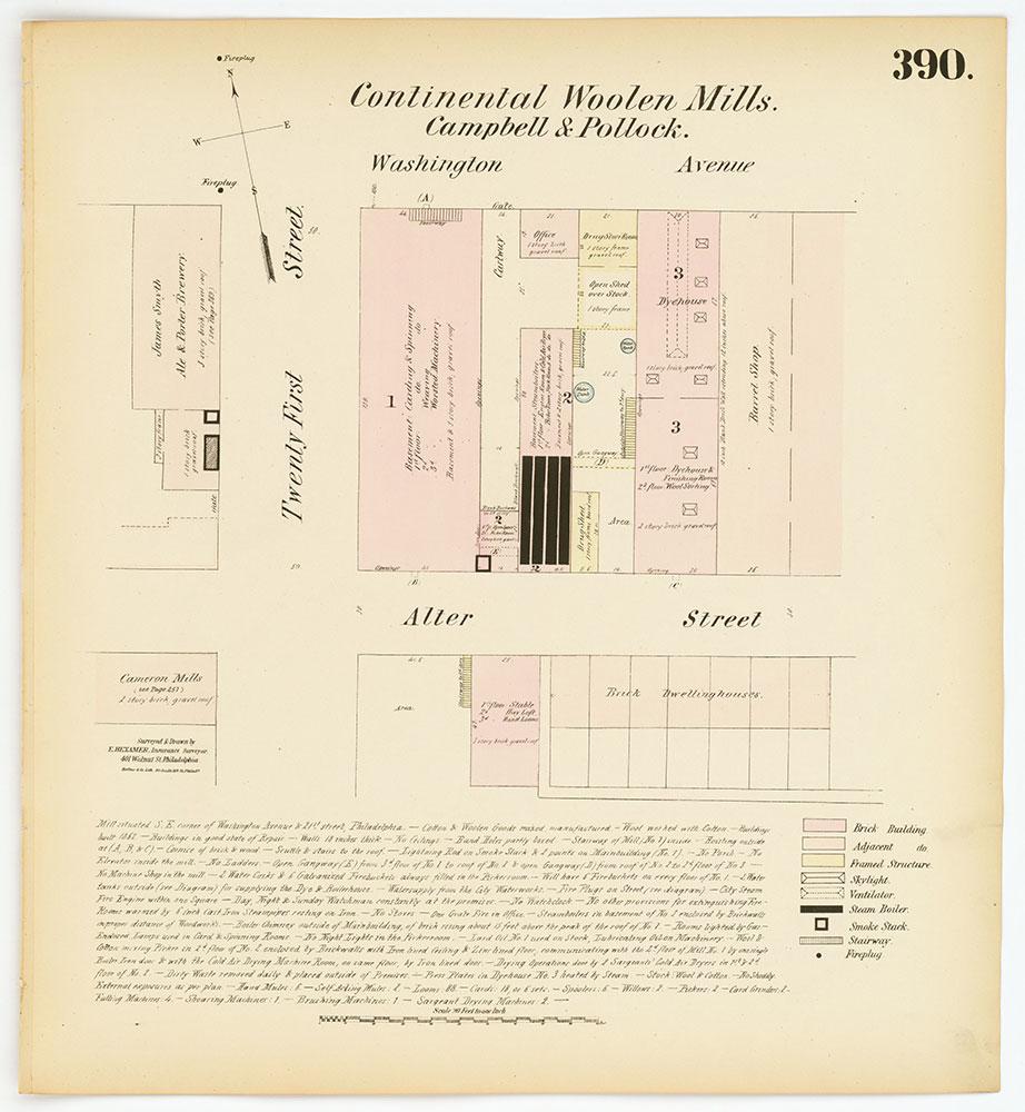 Hexamer General Surveys, Volume 5, Plate 390
